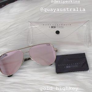 Quay highkey sunglasses